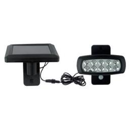 WIZARD-6400 K-2W-LED Strahler / LED Solarleuchten