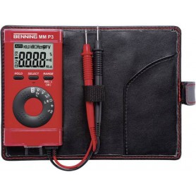 Benning MM P3 Hand-Multimeter digital