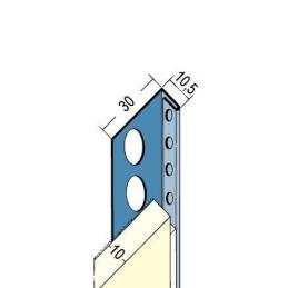 Fliesenabschlussprofil ab 10mm Putzdicke