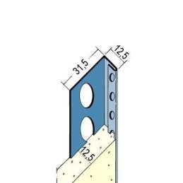 Fliesenabschlussprofil ab 12mm Putzdicke
