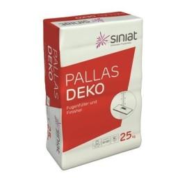 Pallas Deko Spachtelmasse mit/ohne Bewehrungsstr.