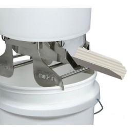 Materialaufleger Mud-Pro MP2-Monted mit 2 Eimer