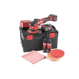 Flex-Tools Akku-Exzenterpolierer 18,0 V
