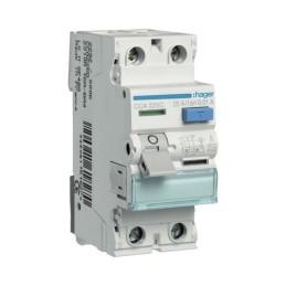 HAGER FI Schalter 10mA 25A 2-polig