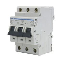 HAGER Einbauautomat C 3x13A