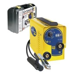 Inverter-Schweissgerät 230V, 10- 80A, Mit Schweisskabel, Koffer, Maske