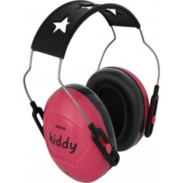 Kapselgehörschütze ARTILUX Kiddy Pink