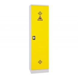 Gefahrstoffschrank (Chemikalienschrank) 195 x 50 x 42cm