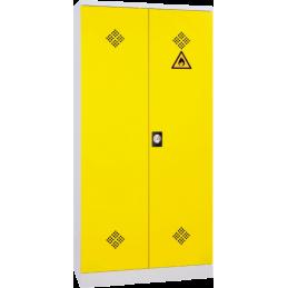 Gefahrstoffschrank (Chemikalienschrank) 195 x 100 x 42cm
