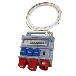 Stromverteiler mit Kabel 16A