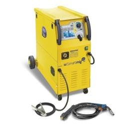 Schutzgas Schweissgerät Mıg/Mag 400V, 25-180A, Mit Schweissausrüstung