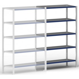 EVOLUTION ANBAUREGAL 2m hoch / 40cm tief