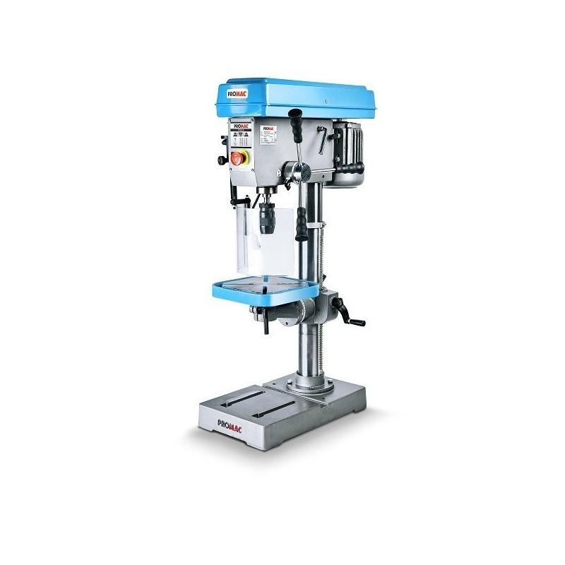 Tischbohrmaschine 230V, 0.75Kw, Mk2, 1-Tourig, İnkl Led-Arbeitsleuchte Und Schnellspann-Bohrfutter 1