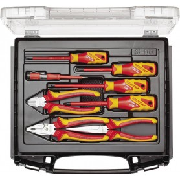 Gedore Vde Werkzeugset İm Koffer 8 Teilig