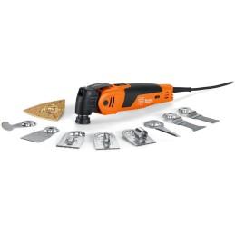 Oszillierer - 450 W FEIN Profi-Set Heizungs-/Sanitär-Installation