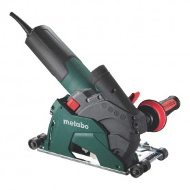 Metabo Winkelschleifer W 12-125 HD Set CED Plus + Diamant-Trennscheibe UP + MetaLoc