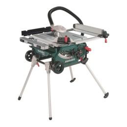Metabo Tischkreissäge TS 216 + Untergestell und Trolleyfunktion Karton