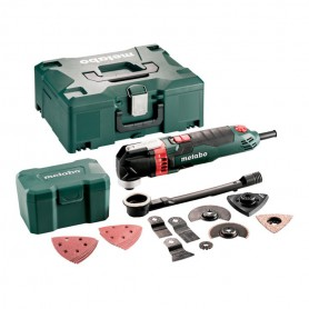Metabo Multitool MT 400 Quick Set für Holz& Fliesen MetaLoc