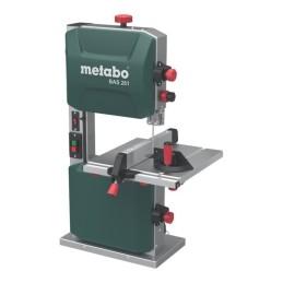 Metabo Bandsäge BAS 261 Precision Karton