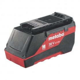 Metabo Akkupack 36 V, 5,2 Ah, Li-Power