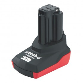 Metabo Akkupack 10,8 V, 4,0 Ah, Li-Power