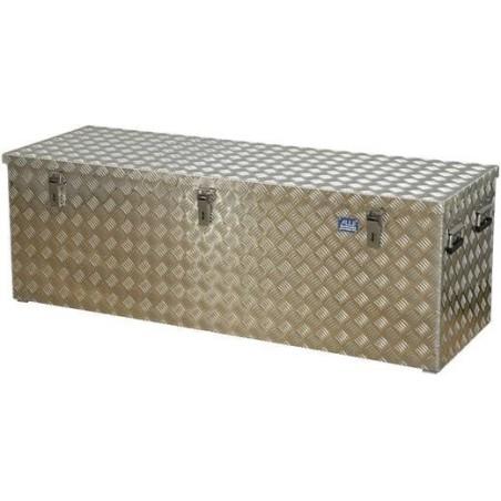 Riffelblechbox Alutec Aluminium 1522 x 525 x 520 mm