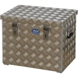 Riffelblechbox Alutec Aluminium 522 x 375 x 420 mm