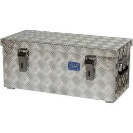 Riffelblechbox Alutec Aluminium 622 x 275 x 270 mm