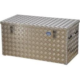 Riffelblechbox Alutec R250 Aluminium 1022 x 525 x 520 mm
