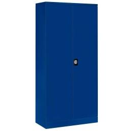 Stahlschrank Blau