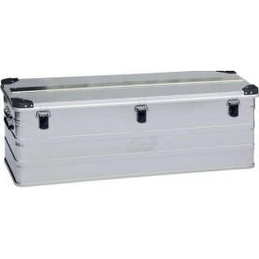 Transportkiste Alutec Aluminium 1182 x 385 x 412 mm