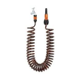 Spiral Kit® Basic Spiralschlauch, Spritze Und Kupplung