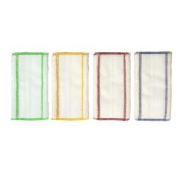 Farbiges Zebry-Pad 24 cm 25'er pack
