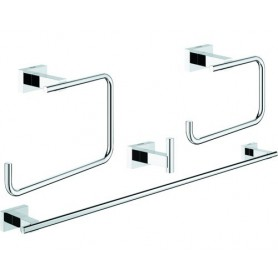 Bad-Set Grohe Essentials Cube Master 4-teilig
