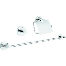 Bad-Set Grohe Essentials Guest 3-teilig