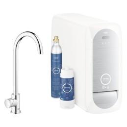 Grohe Blue Home Starter Kit C-Auslauf Standventil