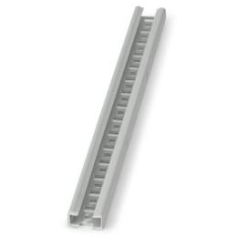 Montageschiene. PVC-Montageschiene