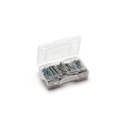 Werkzeugkoffer. Werkzeugkoffer Transparent Mehrprodukte 01 165