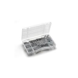 Werkzeugkoffer. Werkzeugkoffer Transparent Mehrprodukte 02 415