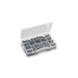 Werkzeugkoffer. Werkzeugkoffer Transparent Mehrprodukte 03 1155