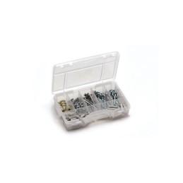 Werkzeugkoffer. Werkzeugkoffer Transparent Gipskarton 01 130