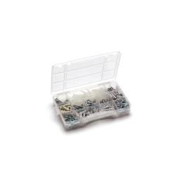 Werkzeugkoffer. Werkzeugkoffer Transparent Gipskarton 02 295