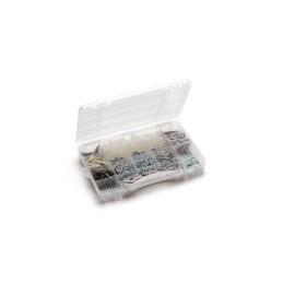 Werkzeugkoffer. Werkzeugkoffer Transparent Gipskarton 03 455