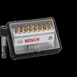 Bosch Robust Line-Sets mit Max Grip-Schrauberbits