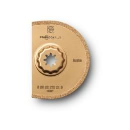 Fein Hartmetall-Sägeblatt segmentiert StarLockPlus Ø 90 x 1,2 mm