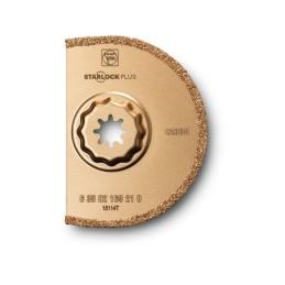 Fein Hartmetall-Sägeblatt segmentiert StarLockPlus Ø 90 x 2,2 mm