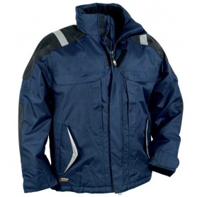 Arbeitsjacken (Winter) CYCLONE Navy