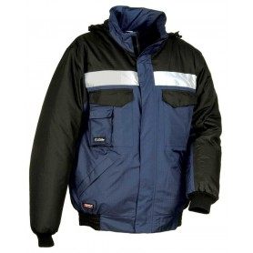 Arbeitsjacken (Winter) GALE Navy