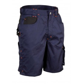 Arbeits-Shorts  (Worker) TILE Navy