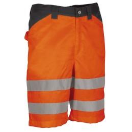 Arbeits-Shorts (Reflektierend) MIRANTE Warnorange